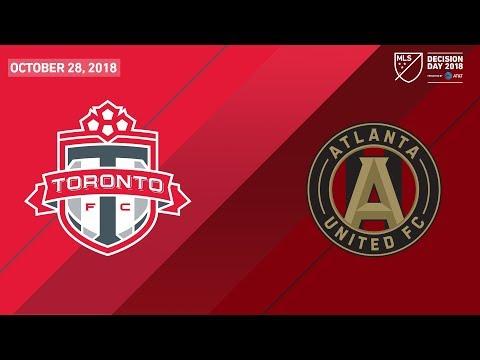HIGHLIGHTS: Toronto FC vs. Atlanta United FC | October 28, 2018