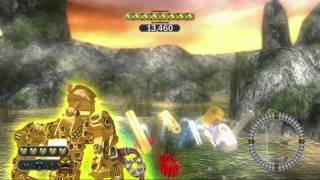 Bionicle Heroes Walkthrough Part 1 (XBOX 360)