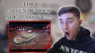 British Guy Reacts to Americas Greatest Sport Fans *They Go all out!*
