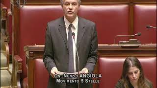 Nunzio Angiola - Intervento di fine seduta 05/02/2019