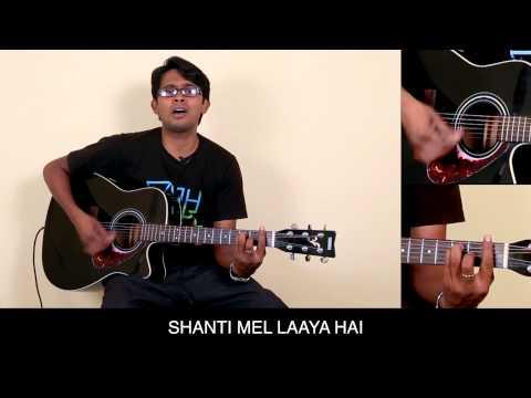 Aaya Hai Yeshu Aaya Hai [HD] - Hindi Christmas song (Ashley Joseph)