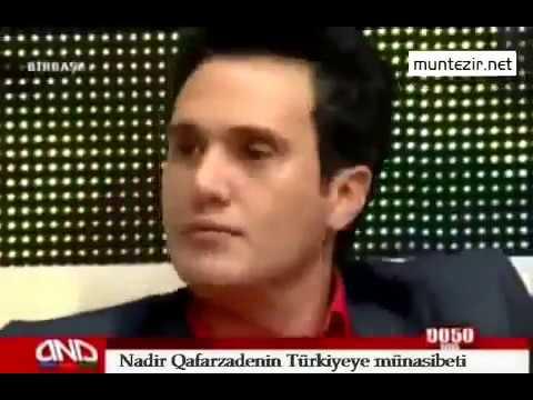 Türkiye'yi Kötüleyen Sanatçı Azerbaycan TV Kanalı ANS'den Kovuldu