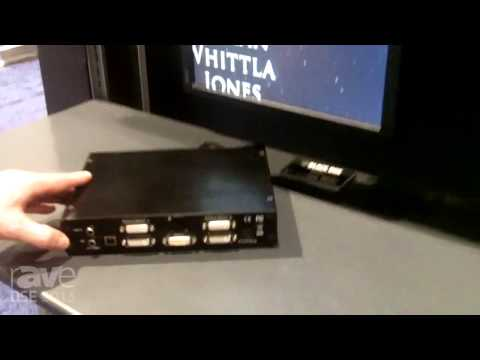 DSE 2015: Black Box Details VideoPlex4 Video Wall Controller