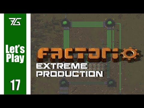 Factorio Extreme Production - Ep 17 Extra Power