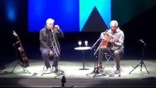 É luxo só - Caetano Veloso y Gilberto Gil en Buenos Aires