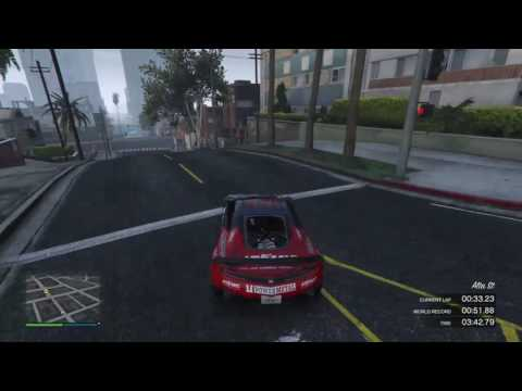 Stock Market Crash 51.684 (OLD WR) (PS4) - GTA Online