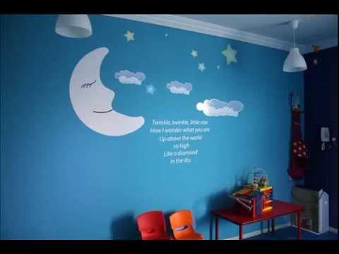 Dubai Wall Sticker Decoration Kids wall stickers Baby Room