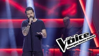 Stig Gustu Larsen – Bed Of Roses | Blind Auditions | The Voice Norge 2019