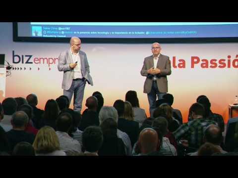 #LosGafaCalvos con @SergiMas y @AlbertRiba en el @BizBarcelona