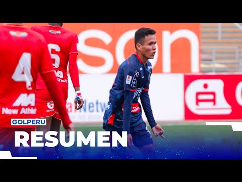 Cesar Vallejo Cienciano Goals And Highlights