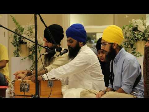 (Heart Touching Kirtan) Kar Kirpa Kirpal Aape Baksh Lai - Bhai Anantvir Singh Ji LA