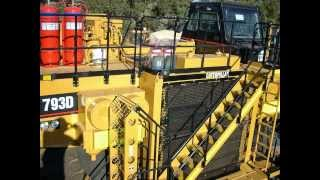 Cat 793 Mining dump trucks with centrifuge fitted by Westate Diesel Systems