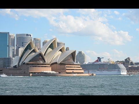 Sydney  Rhapsody of the Seas 1