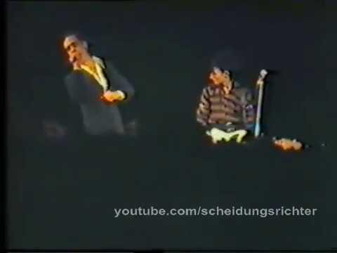 Nick Cave & The Bad Seeds - April 25, 1985 - Hacienda, Manchester
