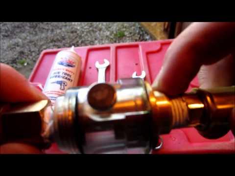 TEKTON in-line oiler instal guide