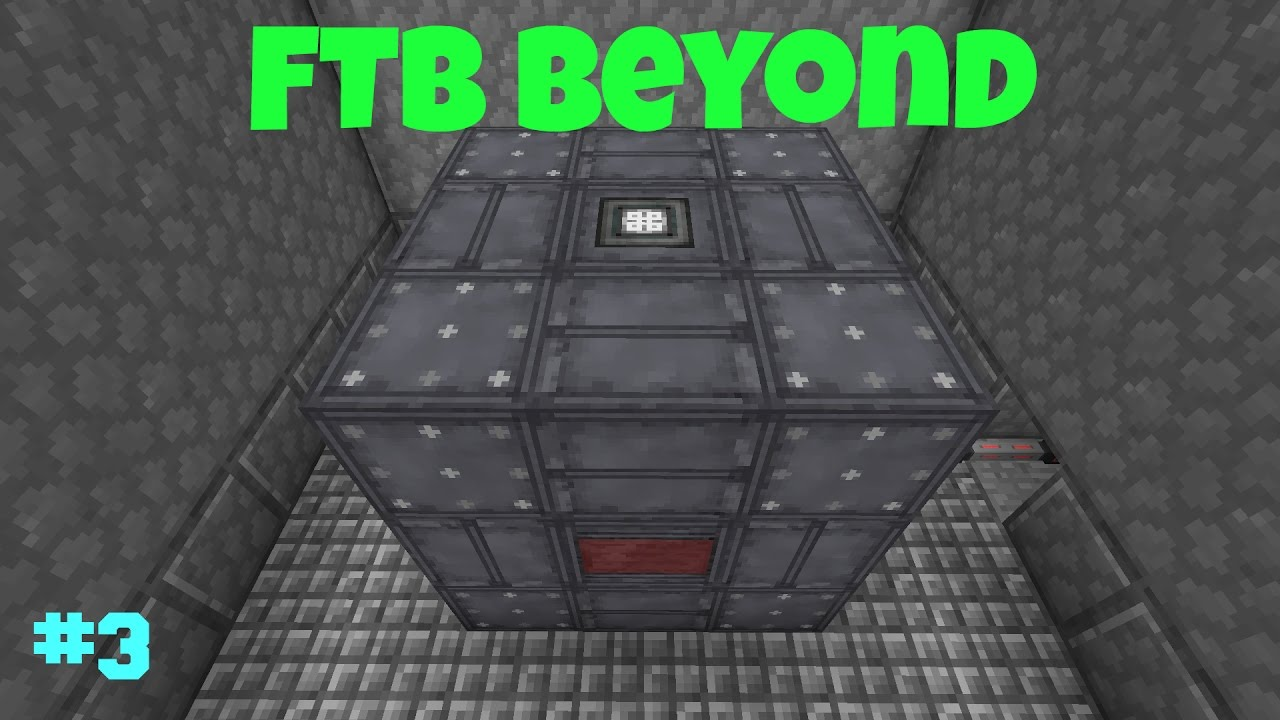 NUCLEAR REACTOR Minecraft FTB Beyond E YouTube - Minecraft ftb hauser