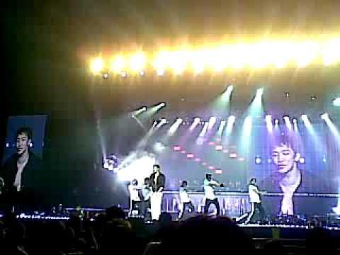Rain's show Asia Tower 2009