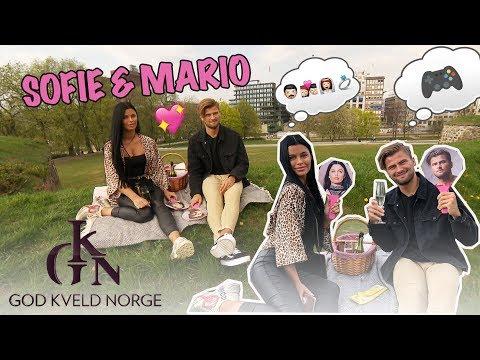 SOFIE & MARIO | Hvem er hvem i forholdet? | – Det kan du ikke mene!