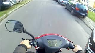 China roller speed test vor dem tuning (=