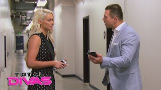 Maryse tells The Miz she doesn't feel safe in their home and secret...