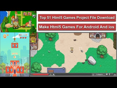 How To Make App From Html5 Games | Top 51 Html5 Games Project Download | In Hindi 2020 | Dps Advise