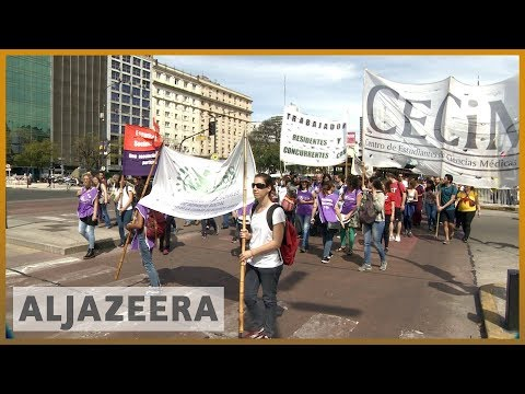 🇦🇷 Argentina's largest labour union calls for nationwide strike | Al Jazeera English