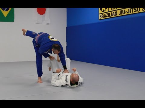 BJJ Biloxi - 5 Ways to Pass Closed Guard - Find Your Game!