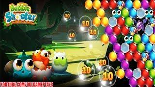 Dragon Pop - Bubble Shooter iOS Gameplay