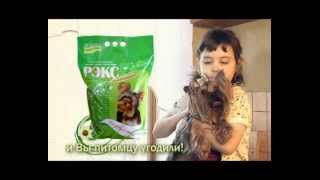Корм сухой для собак Рэкс мини