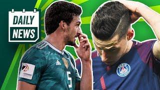 Transfer News: FC Bayern: Draxler für Boateng? Henrichs zu Monaco! DFB-Team gespalten! Daily News