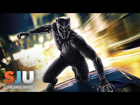 Black Panther to Top Justice League's Total in Just Four Days - SJU