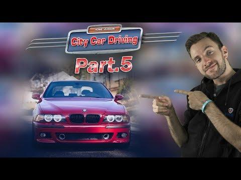 BMW M5 E39 | City Car Driving #05
