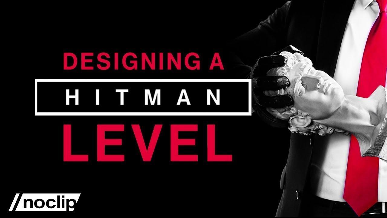Revealing the Tricks Behind Hitman's Level Design