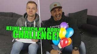 Keine TOUCH MY BODY CHALLENGE!! mit SASCHA