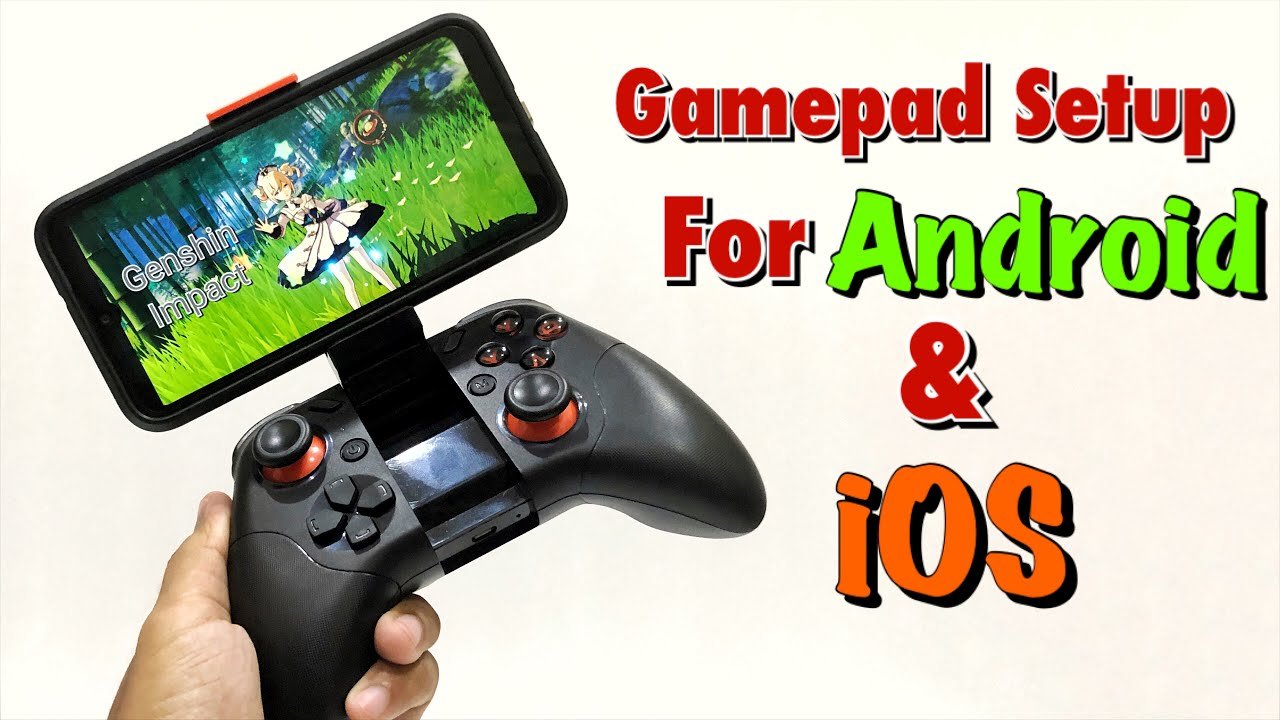 The Cheapest Bluetooth Gaming Controller For Android & iOS | Setup & Unboxing (Mocute-054)