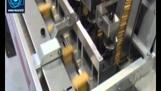 RECORD | Packaging System | Automatic Feeder Flowbiscuits for Biscuits in Pile