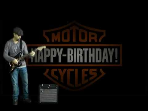 Harley Davidson (Happy Birthday) - YouTube
