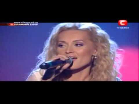 Aida Nikolaichuk - Viva Forever (Live At X Factor)