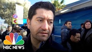 Istanbul Nightclub Attack: Co-Owner Tells Of Dodging Bullets | NBC News