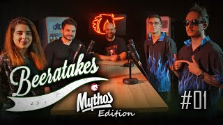 Beeratakes Mythos Edition - Επεισόδιο #01