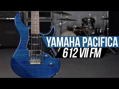 Yamaha Pacifica 612 VII FM