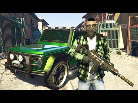GTA 5 Real Life Thug Mod #19 - MAKING REAL MONEY!! (GTA 5 Mods Gameplay)