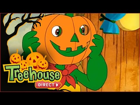 Franklin: Franklin Has a Sleepover/Franklin's Halloween - Ep. 4