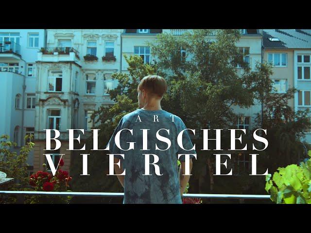 ART - BELGISCHES VIERTEL (prod. by FRIO & EDDY)