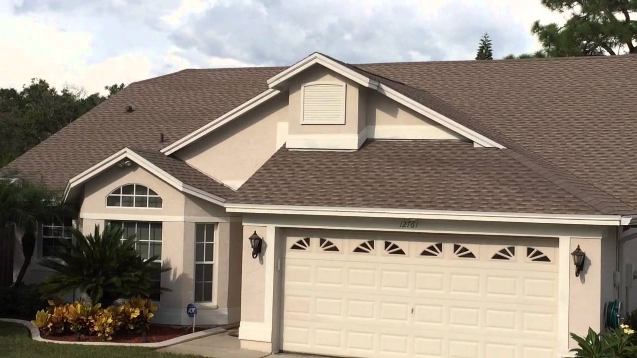 Gaf Asphalt Shingle Roof Arry S Roofing Youtube