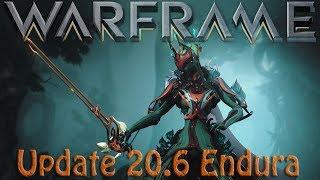 Warframe - Update 20.6.0: Endura