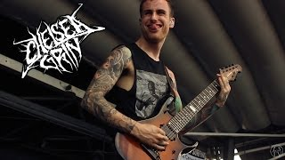 Chelsea Grin Angels Shall Sin Demons Shall Pray Playing With Fire Live Warped Tour 2014