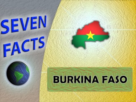7 Facts about Burkina Faso