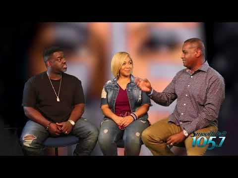 Erica Campbell & Warryn Campbell Talk