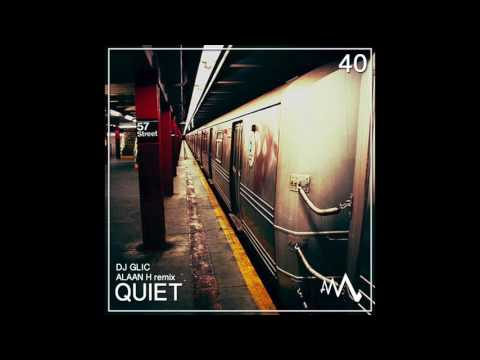 AM040 DJ Glic - Quiet (Original Mix)